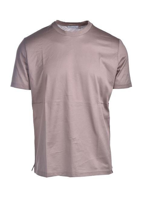 T-shirt in jersey di cotone PAOLO PECORA | T-shirt | F071-40541492