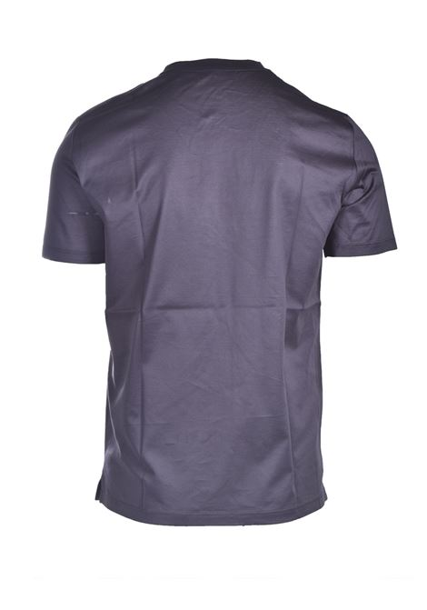 T-shirt in jersey di cotone PAOLO PECORA | T-shirt | F071-40548897