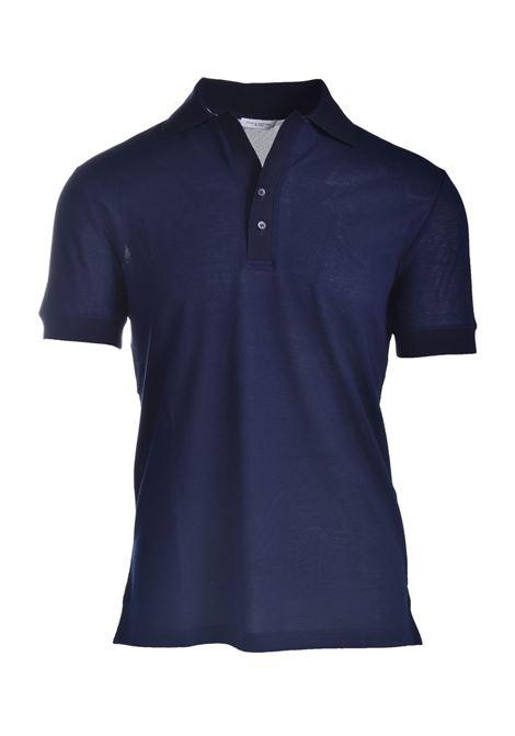 Polo t-shirt in jersey di cotone leggero PAOLO PECORA | Polo | F111-41386685