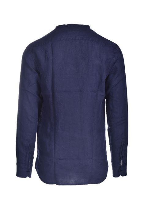Linen shirt with Korean collar PAOLO PECORA | Shirts | G071-36066685