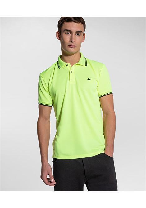 Beni polo shirt in regular fit fluo pique PEUTEREY | Polo Shirt | PEU3943530