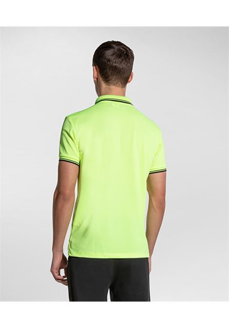 Beni polo shirt in regular fit fluo pique PEUTEREY | Polo Shirt | PEU3943530