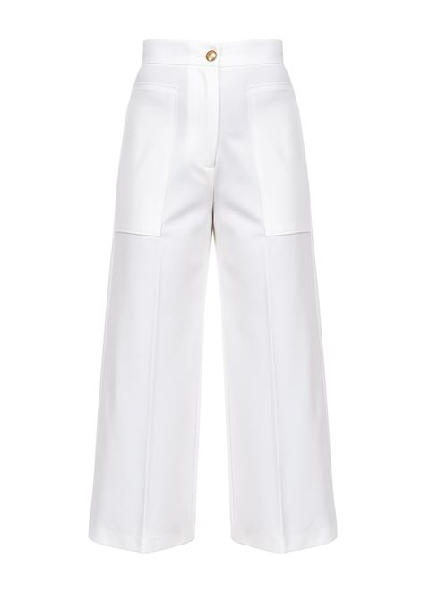 Wide scuba-effect trousers PINKO | Pants | 1G15SA-5872Z05