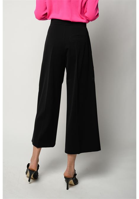 Wide scuba-effect trousers PINKO | Pants | 1G15SA-5872Z99