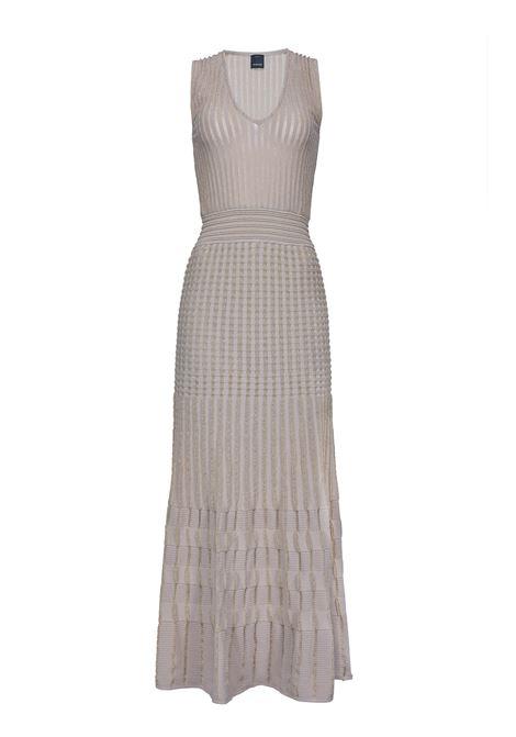 Long dress in lurex cotton PINKO |  | 1G15SN-Y6TQD28