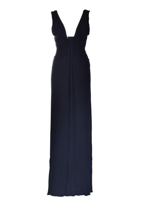 Long dress in black crepe jersey PINKO |  | 1G15VL-Y6X3Z99
