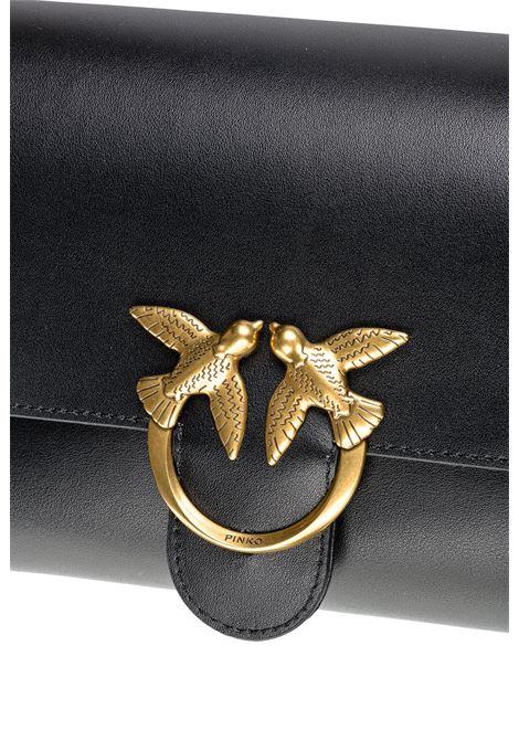 Shoulder love bag simply PINKO | Borse a spalla | 1P221W-Y6XTZ99