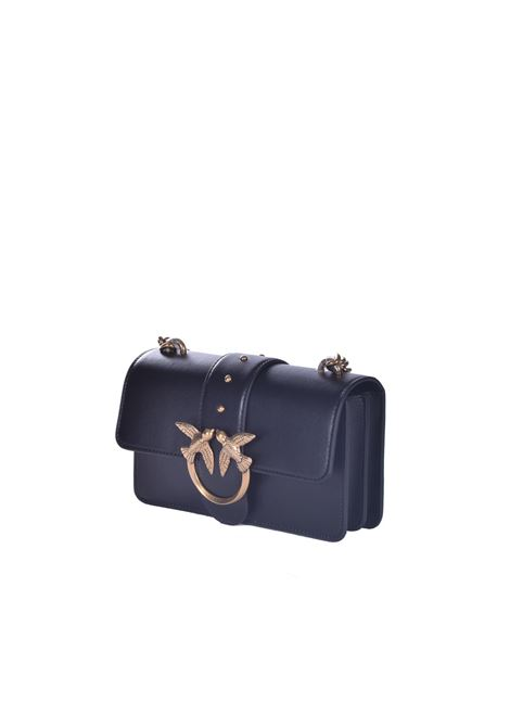 Mini Love Bag Icon Simply black PINKO | Bags | 1P227M-Y6XTZ99