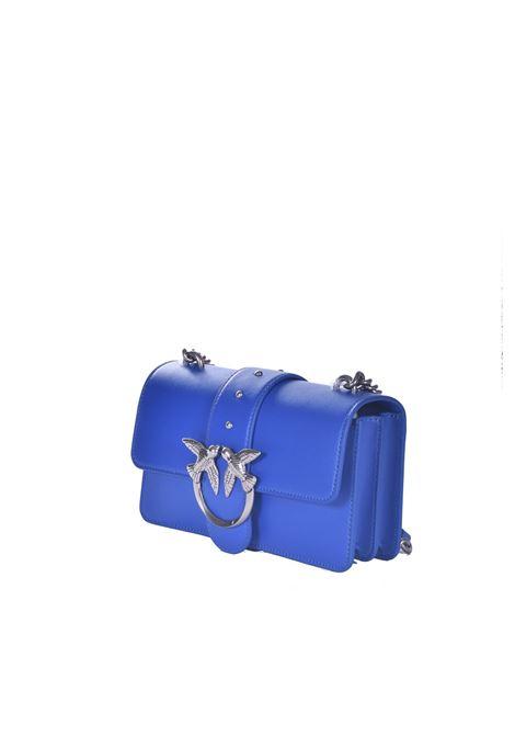 Mini Love Bag Icon Simply dazzling blue PINKO | Bags | 1P227N-Y6XUG54