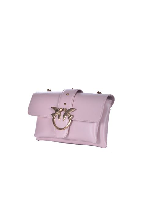 Soft Simply Mini Love Bag in Powder Pink leather PINKO | Bags | 1P2288-Y6XTO81