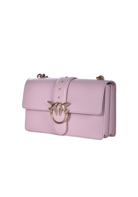 Love Classic Icon simply 8 cl pink  bag PINKO | Bags | 1P228H-Y6XTO81