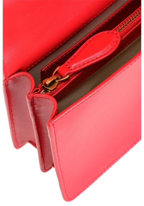 Borsa Love Classic Icon simply 8C rossa PINKO | Borse | 1P228H-Y6XTR43