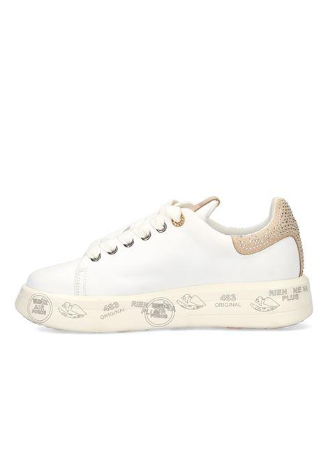 Sneaker Premiata donna Belle 4540 in pelle PREMIATA | Sneakers | BELLE4540