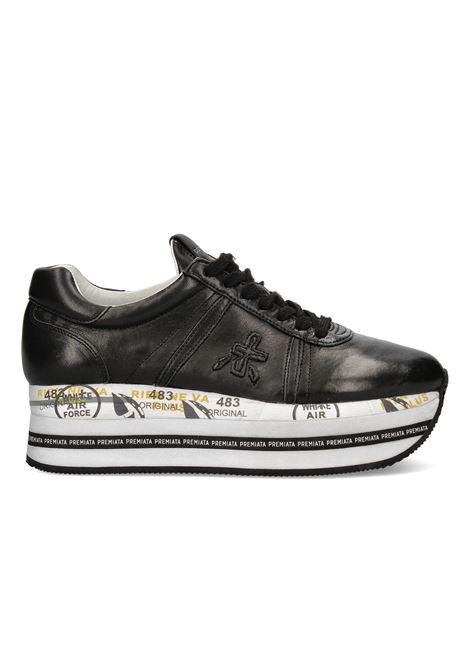 Sneaker Premiata donna BETH 3873 in pelle PREMIATA | Sneakers | BETH3873
