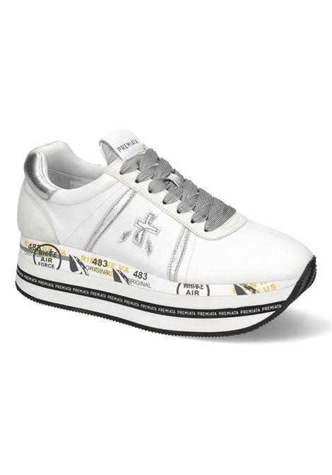 Sneaker Premiata donna BETH 4517 in pelle PREMIATA | Sneakers | BETH4517