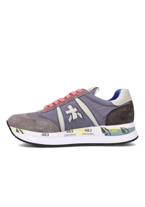 Sneaker Premiata donna CONNY 5201 in pelle scamosciata PREMIATA | Sneakers | CONNY5201