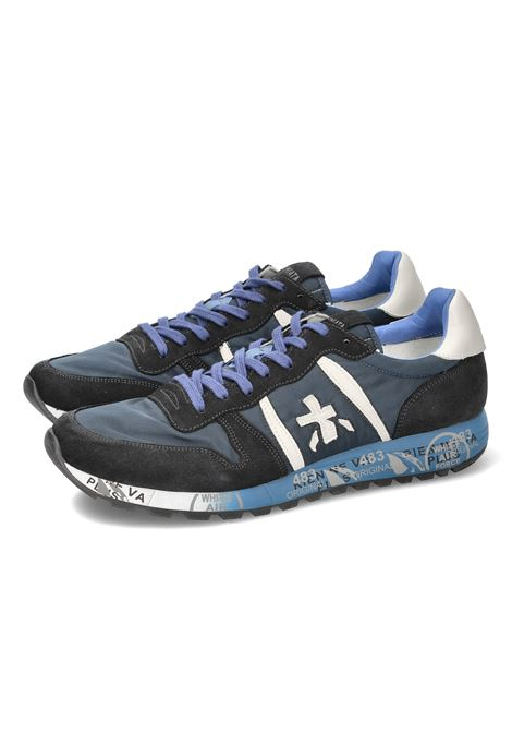 sneaker Premiata uomo ERIC 3289  in pelle scamosciata PREMIATA | Sneakers | ERIC3289