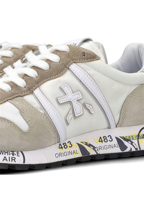 sneaker Premiata uomo ERIC 5174 in pelle scamosciata PREMIATA | Sneakers | ERIC5174