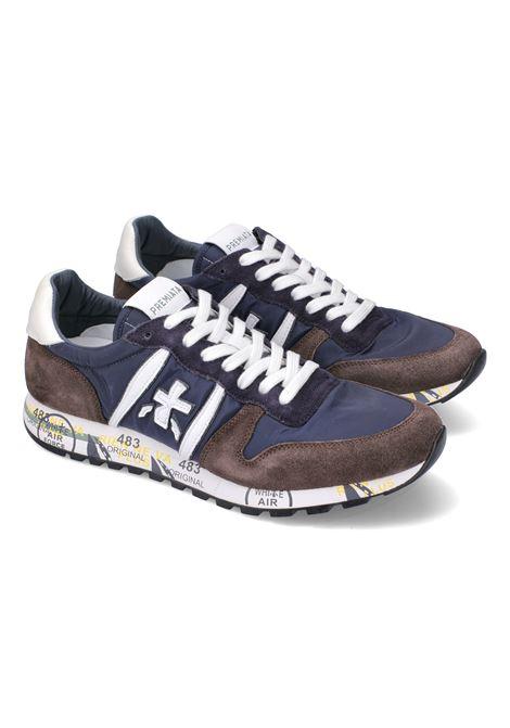sneaker Premiata uomo ERIC 5175  in pelle scamosciata PREMIATA | Sneakers | ERIC5175