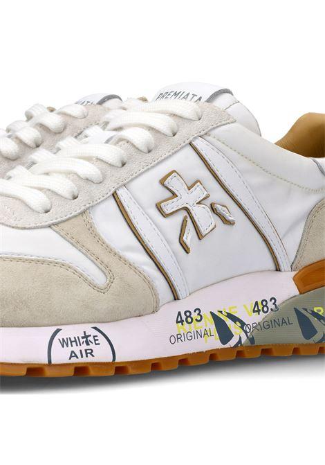 snreaker Premiata uomo LANDER 5199  in pelle scamosciata PREMIATA | Sneakers | LANDER5199
