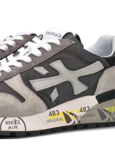 sneakers Premiata  uomo MICK 5188  in camoscio PREMIATA | Sneakers | MICK5188