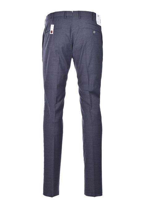 Pantalone Traveller skinny in misto lana - grigio PT TORINO | Pantaloni | CO-KSTVZ00TVN-PO350240