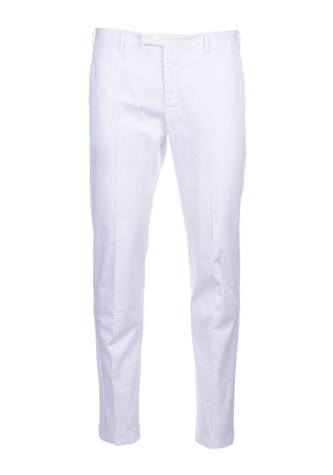 Pantalone skinny-fit - bianco PT TORINO | Pantaloni | CP-KTZEZ10PA1-NK030010