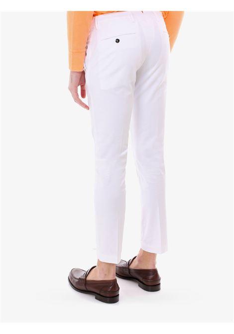 Skinny-fit trousers - white PT01 | Pants | CP-KTZEZ10PA1-NK030010