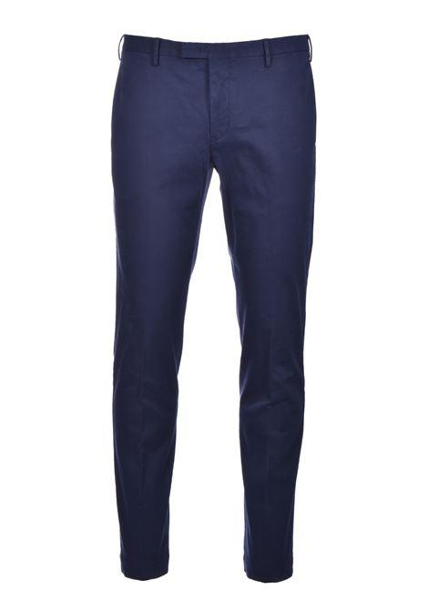 Skinny-fit trousers - blue PT TORINO | Pants | CP-KTZEZ10PA1-NK030350