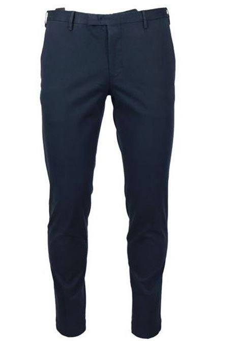 Skinny-fit trousers - dark blue PT TORINO | Pants | CP-KTZEZ10PA1-NK030377