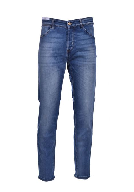 Reggae tapered jeans stretch PT05 | Jeans | C5-TJ05B10STYME10
