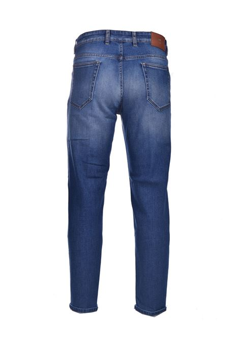 Reggae tapered stretch jeans PT05 | Jeans | C5-TJ05B10STYME10