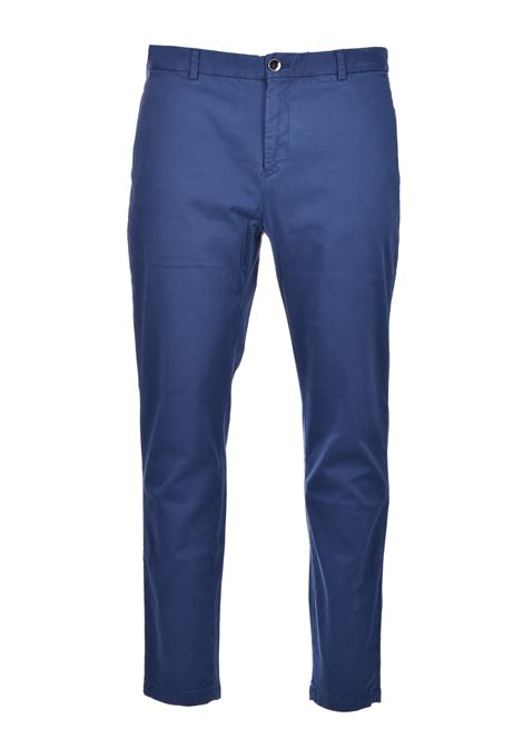 Crop Chinos - blue PT05 | Pants | C5-NT01Z00CHN-NK070350