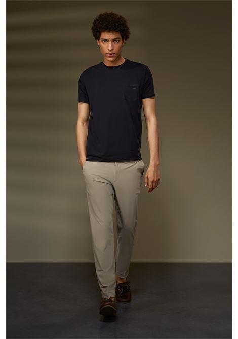 Shirty Revo - T-shirt in jersey di cotone con taschino in lycra RRD | T-shirt | 2116310