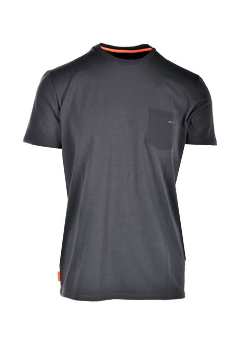 Shirty Revo - T-shirt in jersey di cotone con taschino in lycra RRD | T-shirt | 2116321