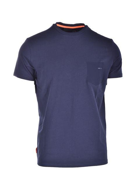 Shirty Revo - T-shirt in jersey di cotone con taschino in lycra RRD | T-shirt | 2116360