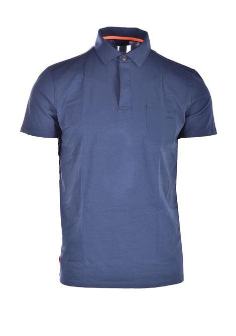 Revo Polo - Cotton jersey polo shirt with lycra pocket RRD | Polo Shirt | 2116461