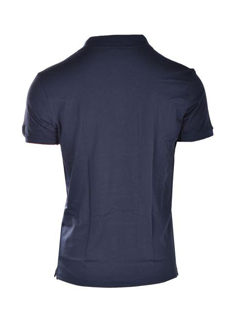 Polo Macro - Polo in jersey di piquet con contrasti RRD | Polo | 2116660