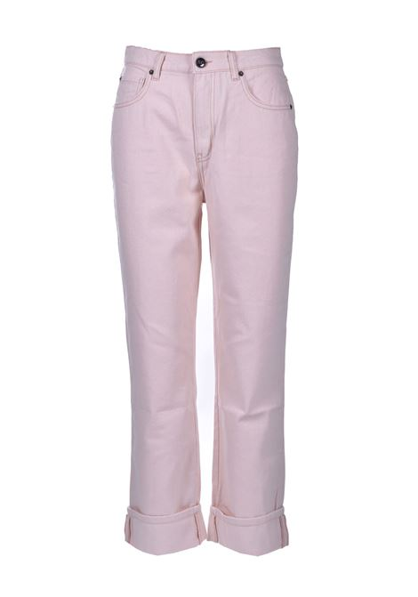 Jeans flare con risvolto SEMICOUTURE | Jeans | Y1SY15H04