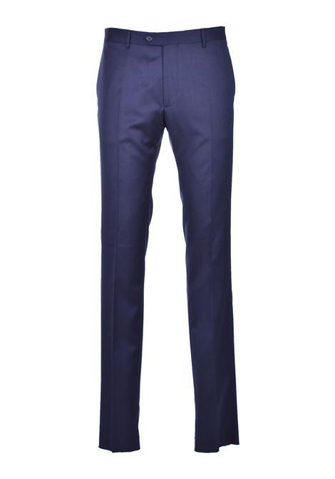 abito da uomo in fresco lana slim fit - blu TAGLIATORE | Abiti Uomo | 2SMC22B01 06UPZ245I3146