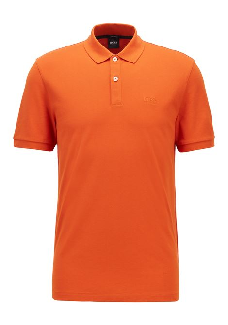Polo regular-fit two-button - Orange BOSS | Polo Shirt | 50425985825