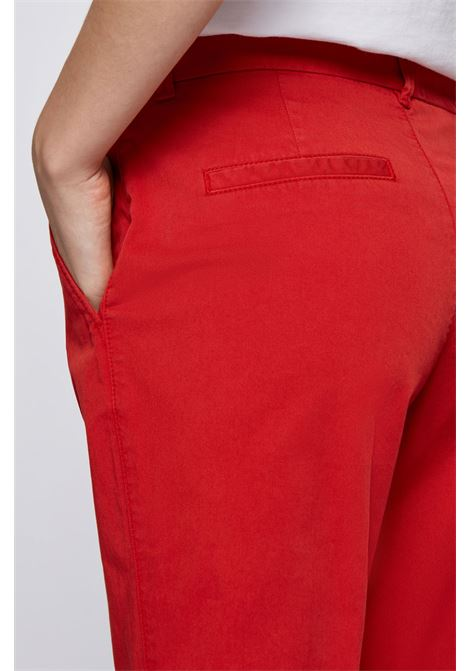 Regular fit chino in organic stretch cotton BOSS | Pants | 50446976618