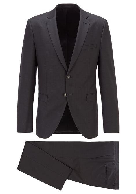Extra slim fit suit in virgin wool serge BOSS | men | 50453652061