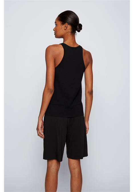 Regular fit tank top with a sporty style with a round neckline BOSS | Knitwear | 50453969001