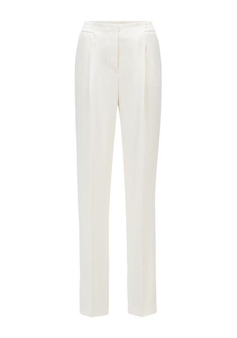 Regular fit wide leg trousers BOSS | Pants | 50456072118
