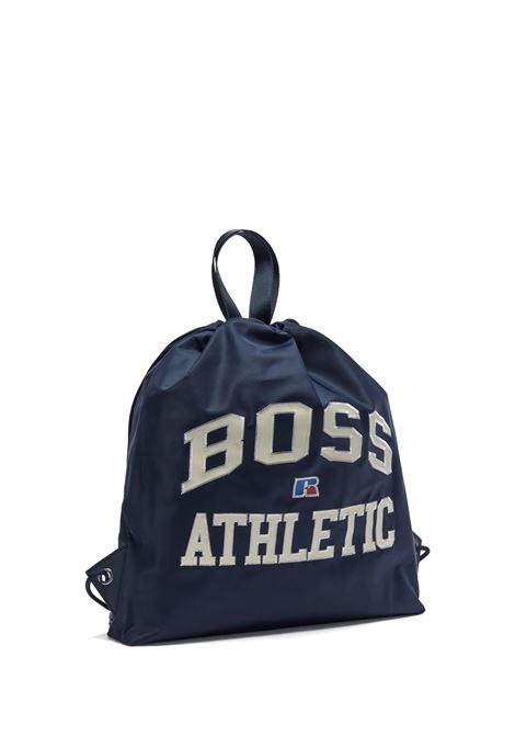 Borsa con coulisse in tessuto tecnico leggero con logo esclusivo BOSS | Zaini | 50458027410