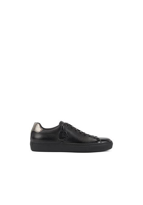 Sneakers in pelle con coniglio Jeremyville. HUGO BOSS HUGO BOSS | Scarpe | 50405143001
