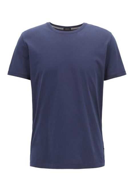 T-shirt regular fit in morbido cotone BOSS | T-shirt | 50379310402