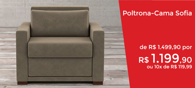 Poltrona-Cama Sofia