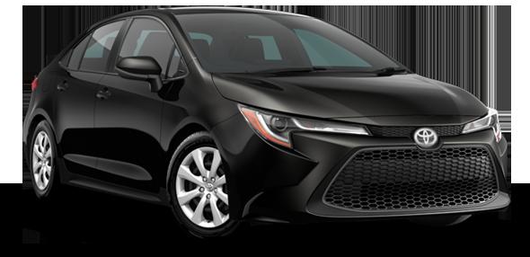 Shop New 2020 Toyota Corolla LE